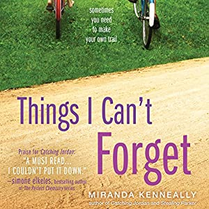 Things I Can't Forget Audiobook