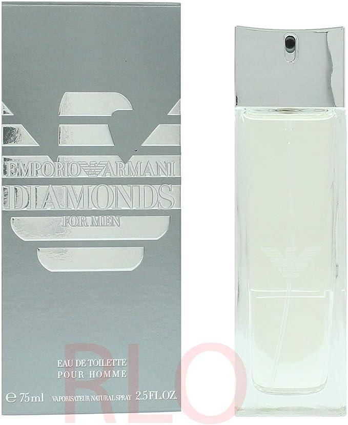 Armani - Diamonds men edt vaporizador 75 ml: Amazon.es: Alimentación y bebidas