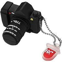HX® Caméras forme Clé USB 8 Go/16 Go/32 Go Fantaisie Pendrive USB 2.0 Flash Drive Originale Stockage Mémoire Stick Pendrive Bon Cadeau (32 Go)