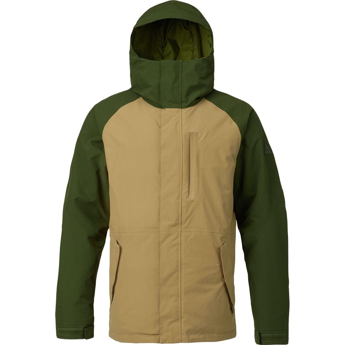 (バートン) Burton Radial Gore-Tex Jacket メンズ ジャケットRifle Green/Kelp [並行輸入品] B075JXVH36 日本サイズ LL (US L)|Rifle Green/Kelp Rifle Green/Kelp 日本サイズ LL (US L)