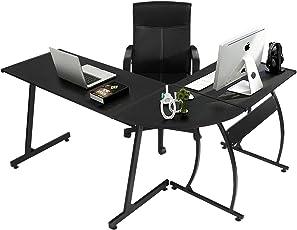desks home office. Perfect Office GreenForest LShape Corner Computer Office Desk PC Laptop Table Workstation Home  3 Intended Desks