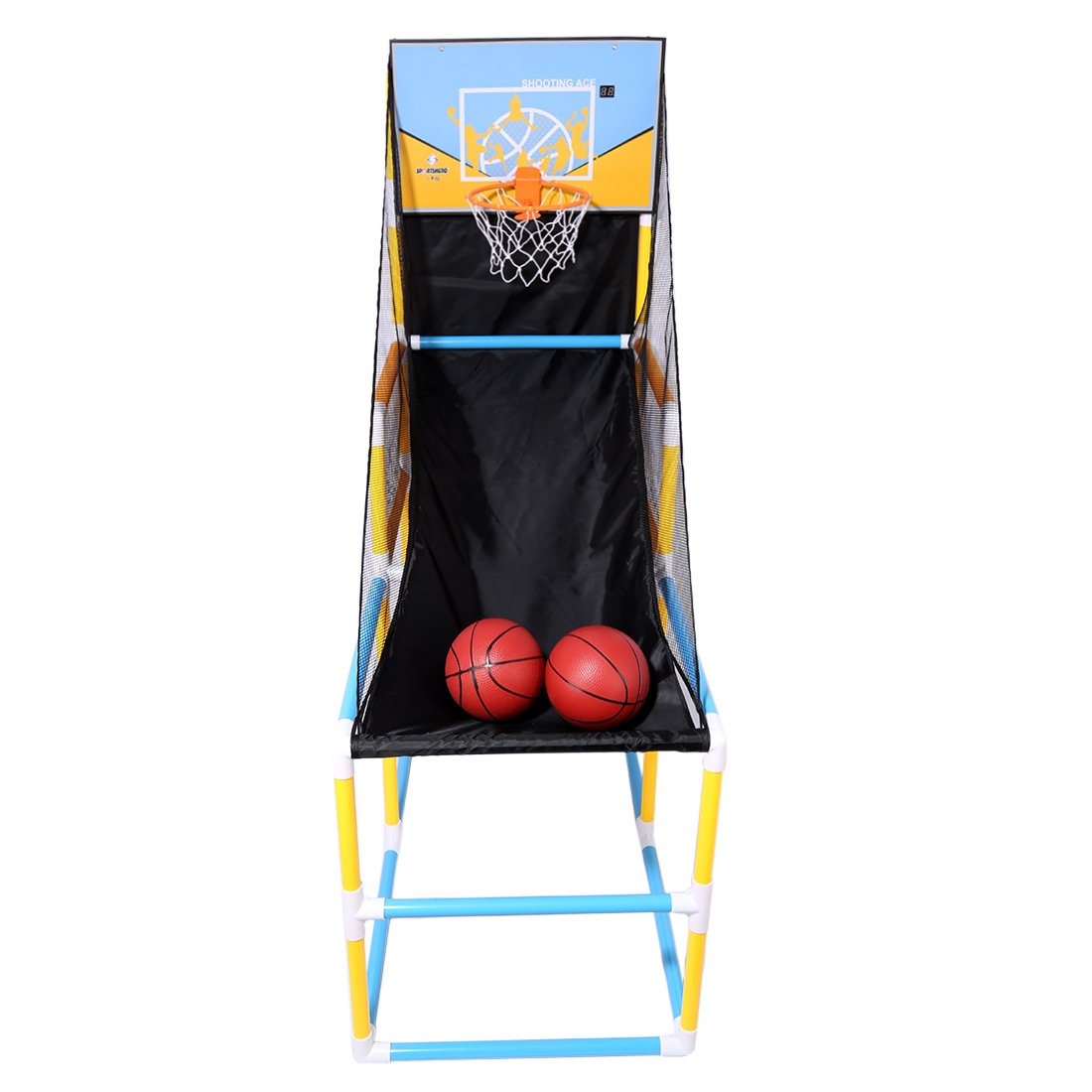 PINCHUANGHUI Automatic Scoring Basketball Shooting Machine Kids Teenagers Shooting Hoop by PINCHUANGHUI (Image #4)