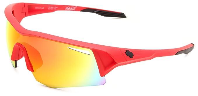 Spy Optic Tornillo Wrap Gafas de Sol, Rojo (Spy Matthew ...