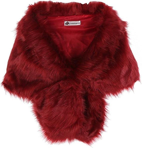 Manteau Femme Rouge Moresave MediumAmazon Cape 35jRL4A