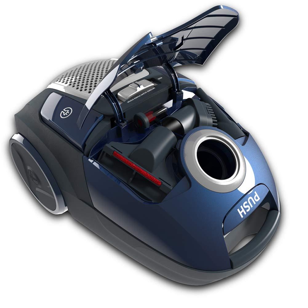 Aspirapolvere Hoover Telios Extra Casa Scopa Elettrica Potenza 550W A Doppia Potenza Selezionabile Sacchetto 3,5L con Accessori