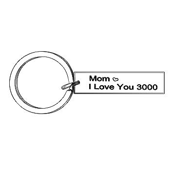Llaveros para Mujer Madre Llaveros mamá cumpleaños ...
