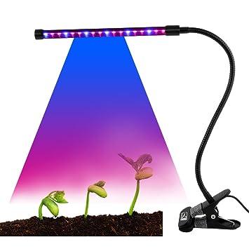 mg mulgore lampe pour vos plantes de puissance 10w aide faire pousser vos plantes 3 - Lampe Pour Faire Pousser