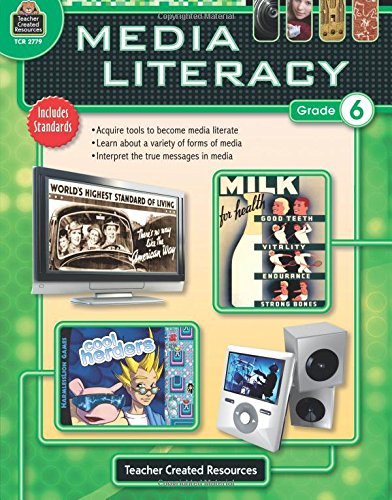Amazon.com: Media Literacy Grd 6 (0088231927792): Melissa Hart: Books