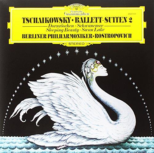 Tchaikovsky Ballett Suiten Dornroschen Sleeping Schwanensee product image