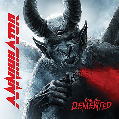 Annihilator-For The Demented-CD-FLAC-2017-BOCKSCAR Download