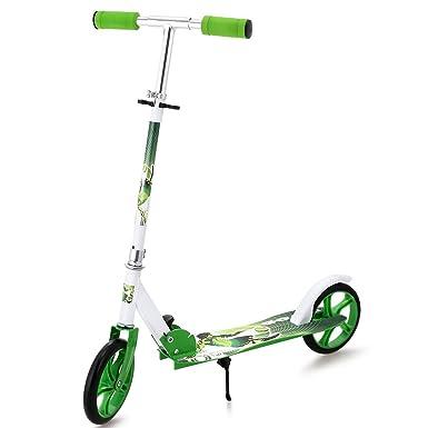 Lonlier Patinete Scooter para Niños Plegable Aleación de ...
