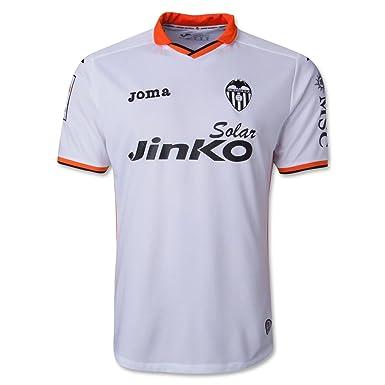 VALENCIA Joma C.F. - Camiseta de fútbol 2013-14 talla XXL: Amazon.es: Ropa y accesorios