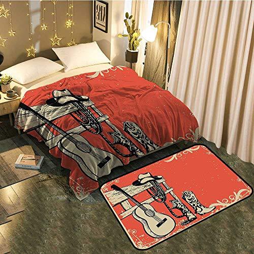 Cowboy Sleep Mat - 5