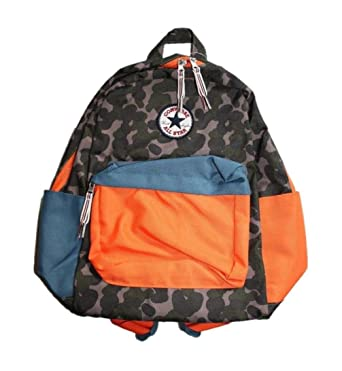 83afc13431 Image Unavailable. Image not available for. Color  CONVERSE ALL-STAR  CAMOUFLAGE Camo BACKPACK ...