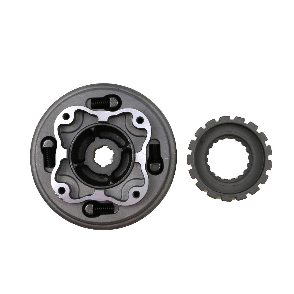 Lifan Manual Clutch Assembly for 125cc Chinese Dirt Pit Bike ATV Quad