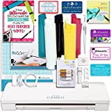 Silhouette CAMEO 3 T-Shirt Starter Bundle with Starter Guide, Online Class, 4 PC. Metallic Pens, Heat Transfer Starter Kit, Pixscan and More!