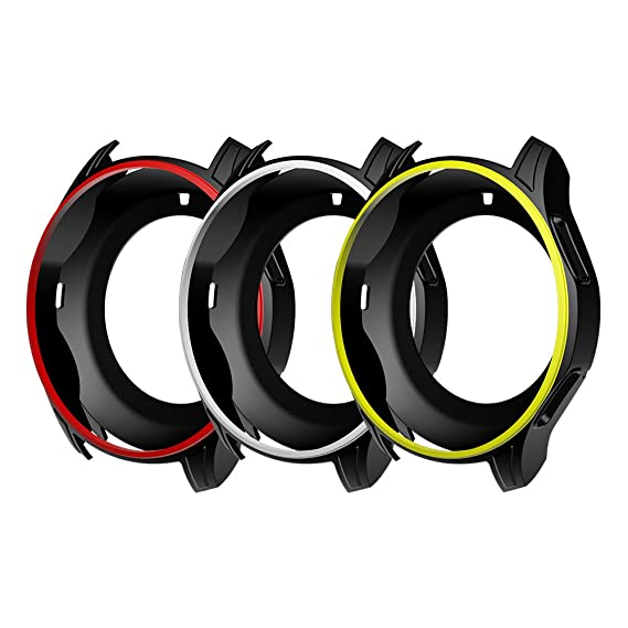 AWINNER Case for Gear S3 Frontier SM-R760, Shock-proof and Shatter-