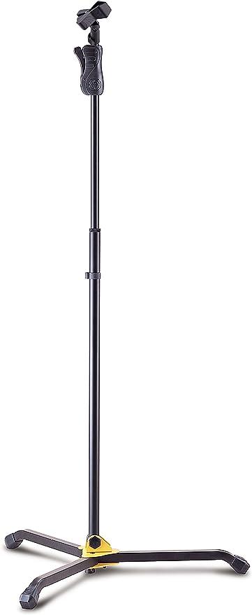 Hercules MS401B - Soporte recto para micrófono: Amazon.es ...