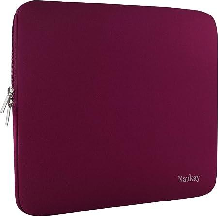 Dark Blue Laptop Sleeve Case 15.6 Inch,Resistant Neoprene Laptop Sleeve//Notebook Computer Pocket Case//Tablet Briefcase Carrying Bag