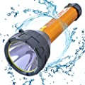 Odear Flashlight Household Rechargeable Led 2400 Lumens Flashlight Outdoor Special Searchlight with Side Lamp Mode for Camping Riding Outdoor Hiking Reading Housing Maintenance