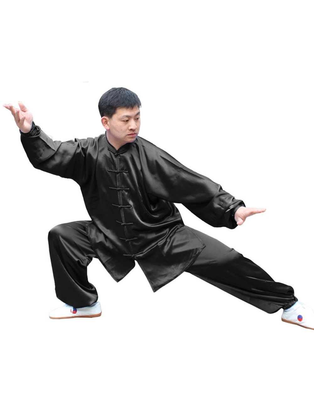 Amazon.com : Chinese Traditional Tai Chi Uniforms Kung Fu ...
