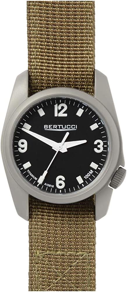 Bertucci A-1T Titanium Watch