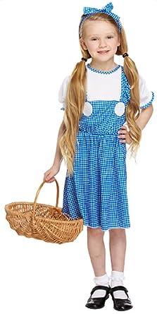 Ropa de descanso para niñas de Dorothy de el mago de Oz Protector ...