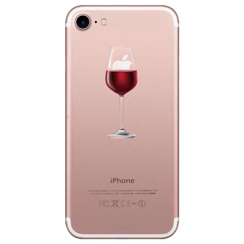 Calzini per cellulare iPhone 7 Silicone Custodia Originale ...