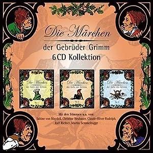 Die Märchen der Gebrüder Grimm Hörbuch