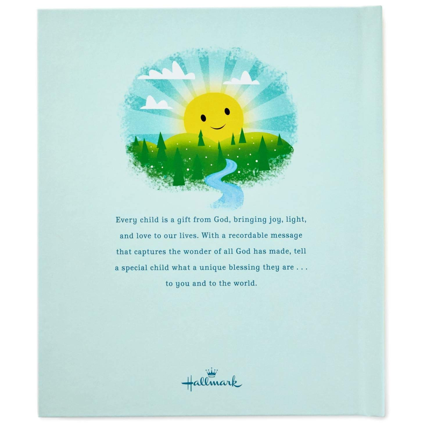 Hallmark You're a Blessing to Me Recordable Storybook Recordable Storybooks Religious Juvenile Nonfiction by Hallmark (Image #6)