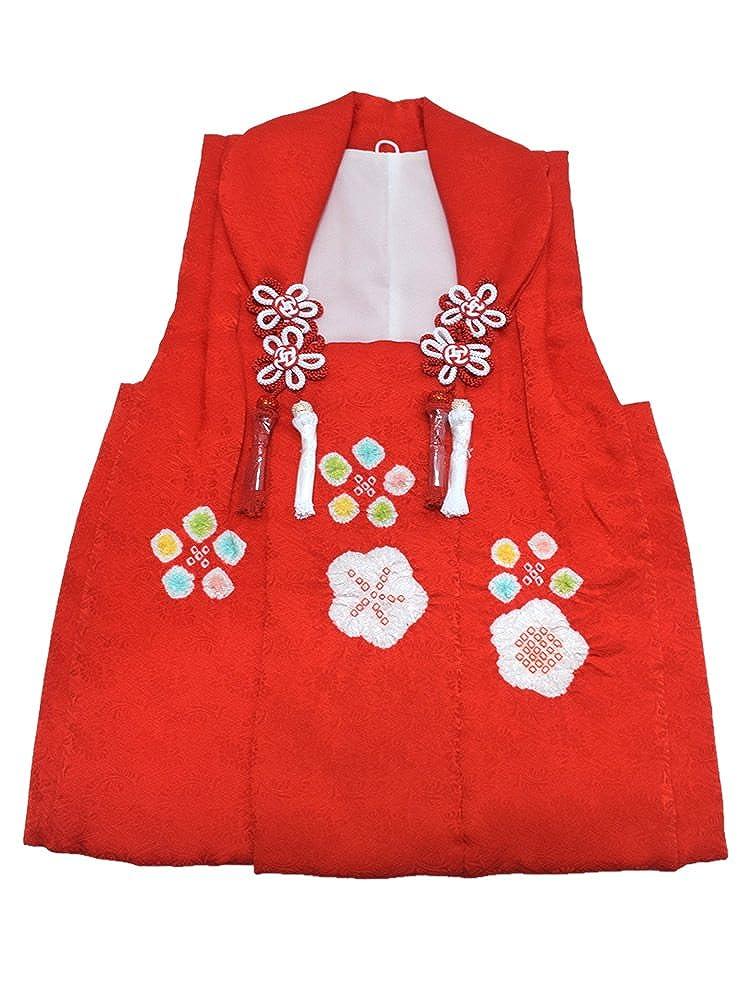 Coerni Baby Kids Cute Floral Warm Cotton Zip Hooded Coat Outwear