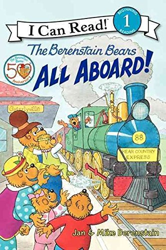 Download [(The Berenstain Bears: All Aboard! )] [Author: Jan Berenstain] [Jul-2010] pdf