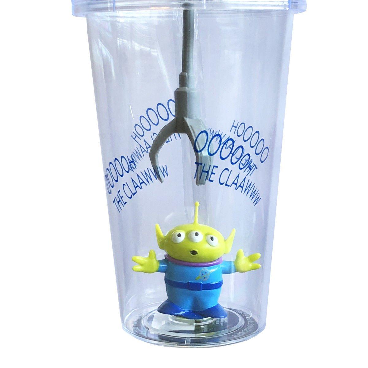 2018 Pixar Fest Disneyland Alien Toy Story Light Up Tour Mechandise Tumbler New Glassware Drinkware