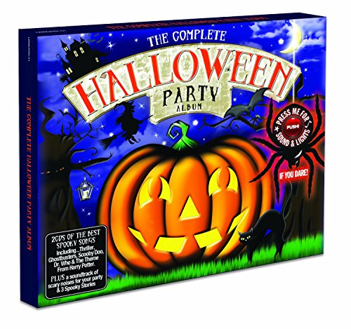 Complete Halloween Party Album / Various - Jonathan Adler Crystal