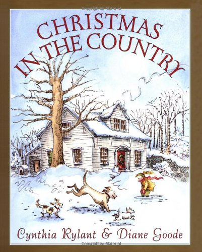 Christmas In The Country by Blue Sky Press