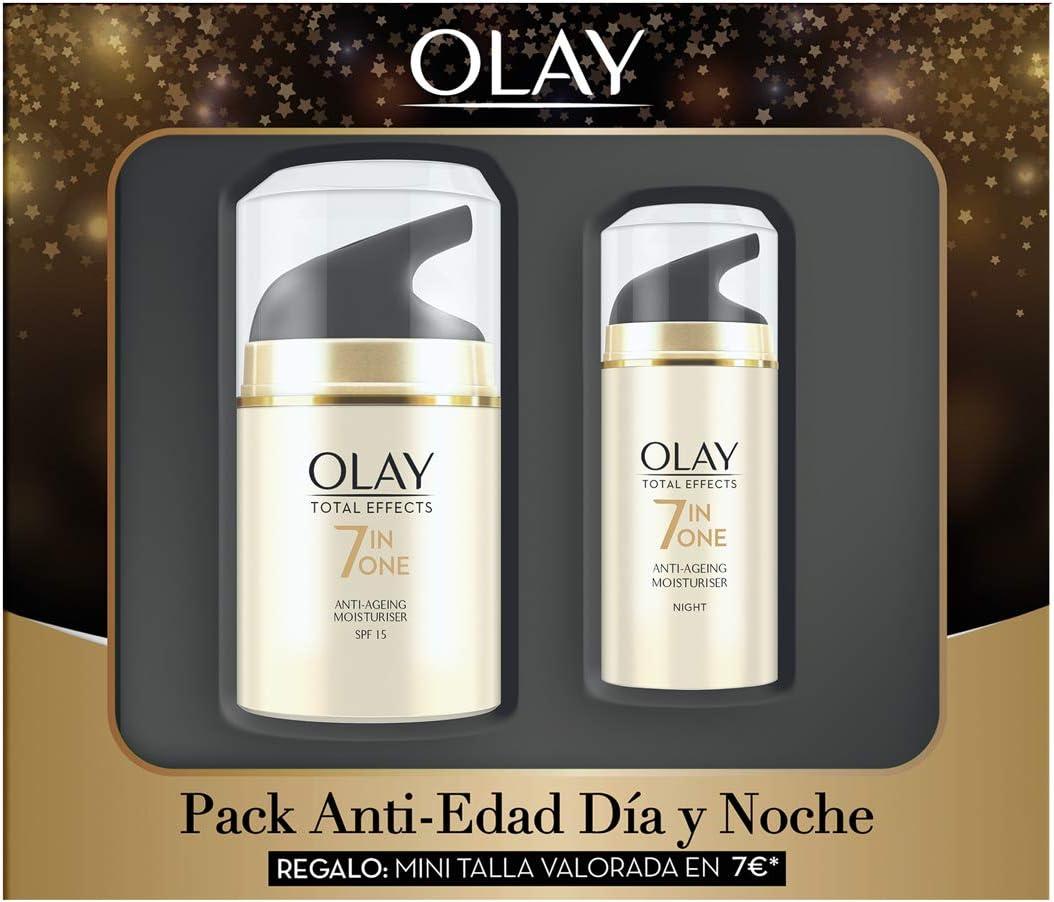 Olay Regenerist Pack Regalo Navidad día 50 ml + día 15 ml: Amazon.es: Belleza