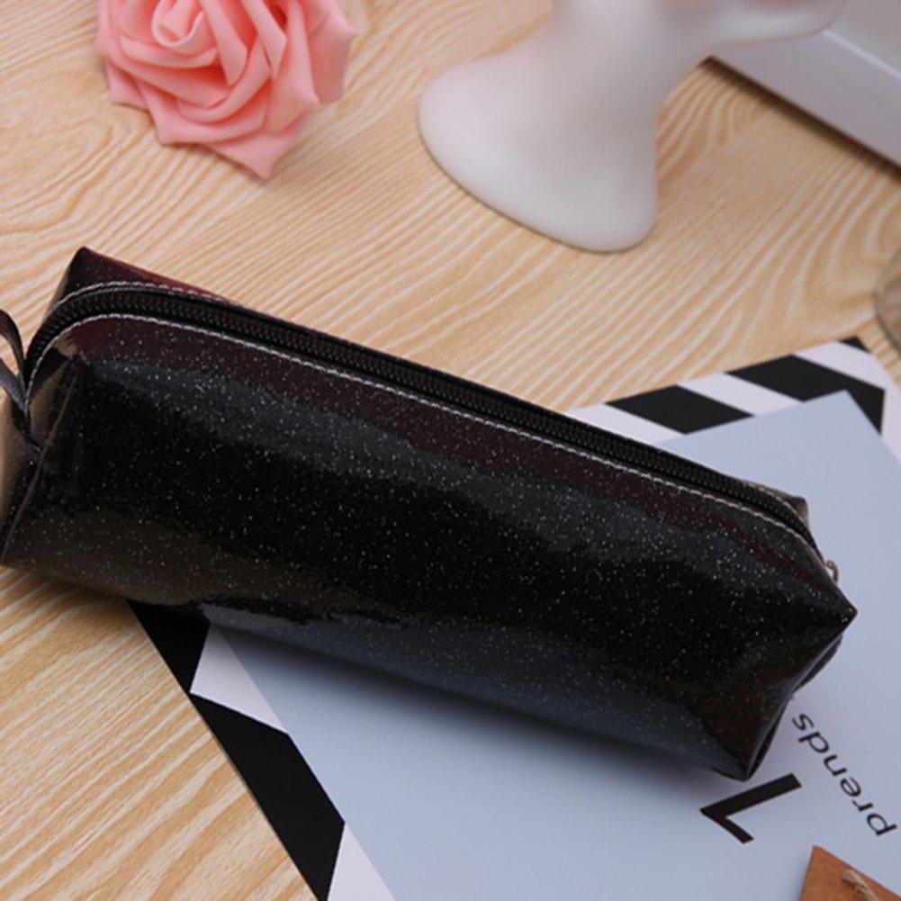 osanter 1 x Rettangolo COLORE delle caramelle Pen Case Harajuku stile studentessa Astuccio frangia matita caso 20 X 6 X 6CM dor
