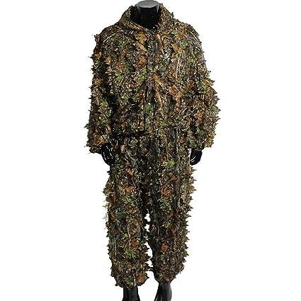 Ropa de camuflaje para caza
