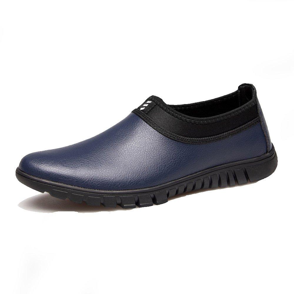 YXLONG Weiche Hohlen Männer Schuhe Sommer Atmungsaktiv Hohlen Weiche Lederschuhe Business Casual Schuhe Herrenschuhe feetfeetyalan(withoutholes) a346ac