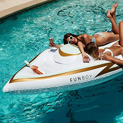 FUNBOY Giant Inflatable Yacht Pool Float by FUNBOY (Image #5)