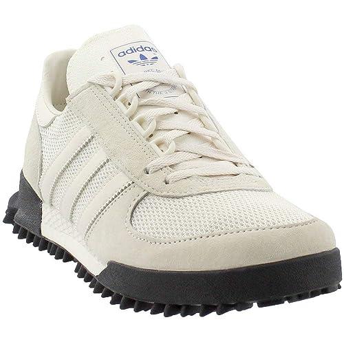 | adidas Mens Marathon Trainer Casual Sneakers