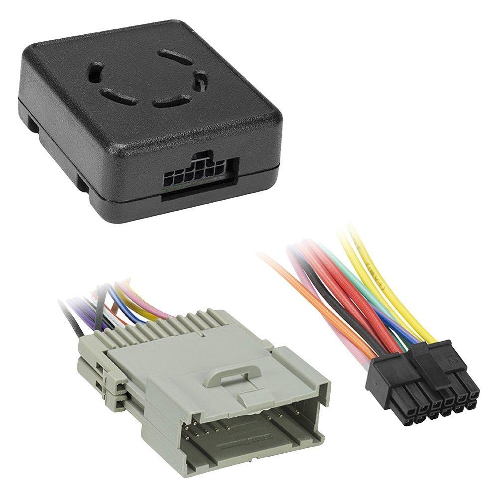 Amazon.com: Metra 95-2009 Double DIN Installation Multi-Kit for 95-08 GM/Honda/Isuzu/Suzuki  Axxess Metra LC-GMRC-01 GM LAN Data Bus Interface with Chime ...