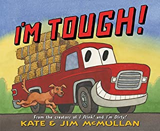 Book Cover: I'm Tough!