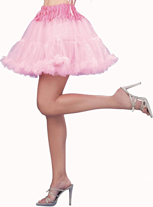 Forum Novelties Womens Above Knee Adult Costume Accessory Crinoline