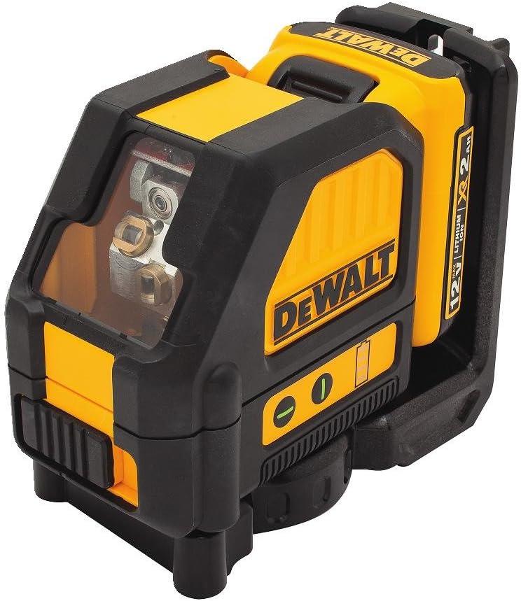 DEWALT 12V MAX Line Laser, Cross Line, Green