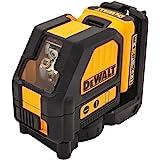 DEWALT DW088LG 12V Cross Line Laser, Green