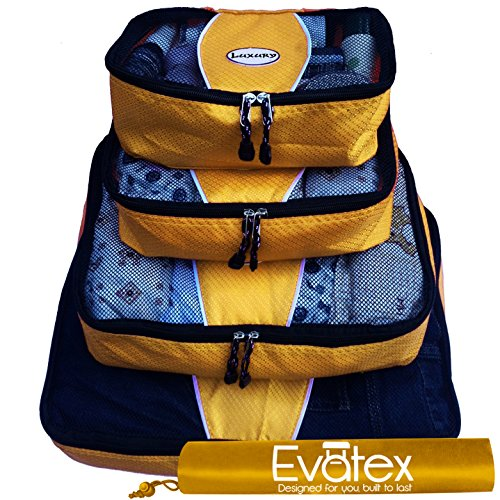 Amazon Deal of the Day: Save 25% on Evatex Packing Cubes