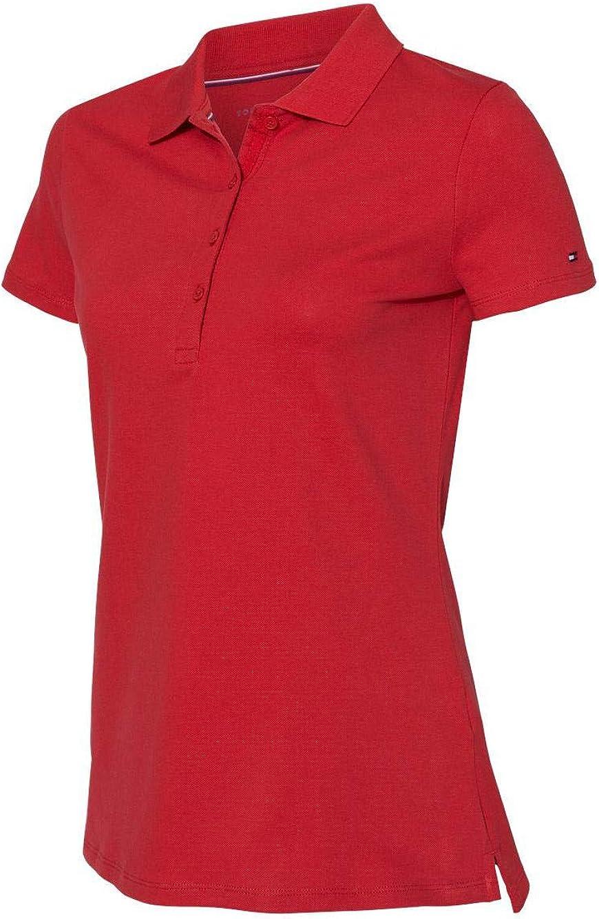 Tommy Hilfiger - Women's Classic Fit Ivy Piqué Sport Shirt - 13H4534