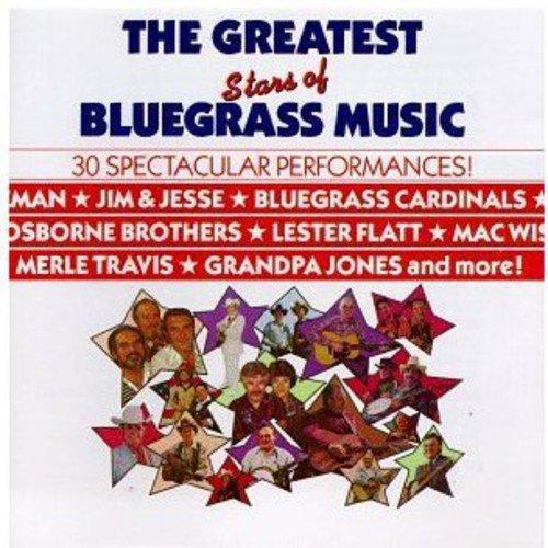 Bluegrass Star - The Greatest Stars of Bluegrass Music