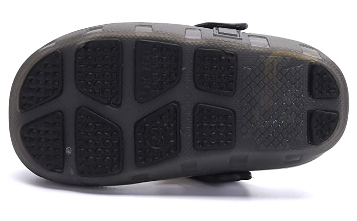 Amazon.com: FANSITE LED Zuecos Flash Iluminado Sandalias ...